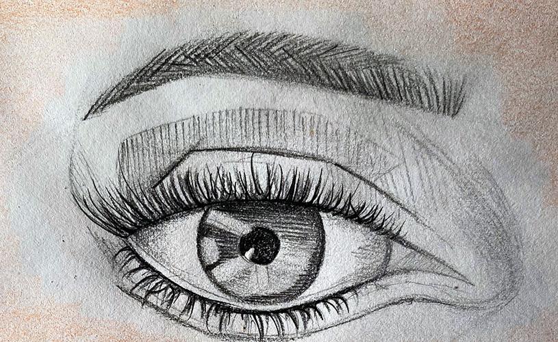 Illustration Auge
