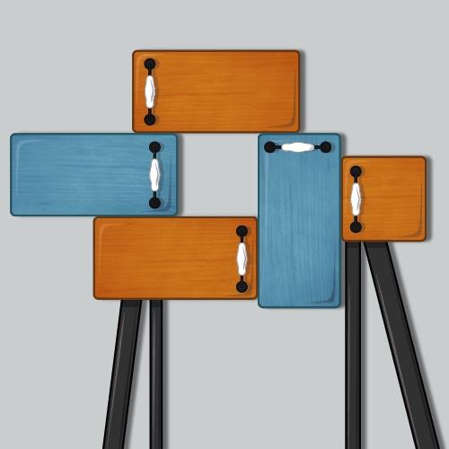 File box furniture